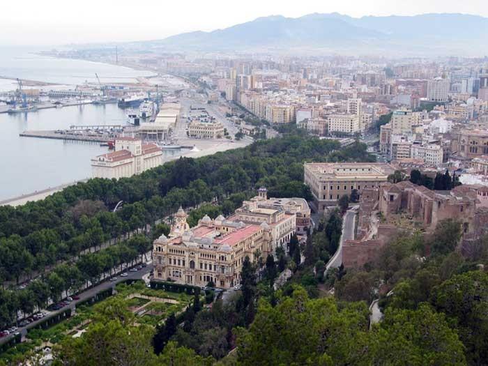 Malaga s CK Simon Tourist